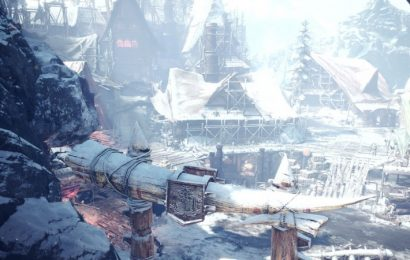 A Look Inside Monster Hunter World: Iceborne's New Outpost, Seliana