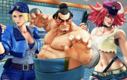 Street Fighter 5 DLC release date countdown: E Honda, Lucia, Poison launch and EVO final