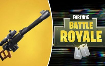 Fortnite update 10.00 PATCH NOTES: Automatic Sniper Rifle, map changes, downtime NEWS