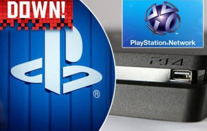 PS4 PSN DOWN: Sever Status latest as PlayStation Network stops working today