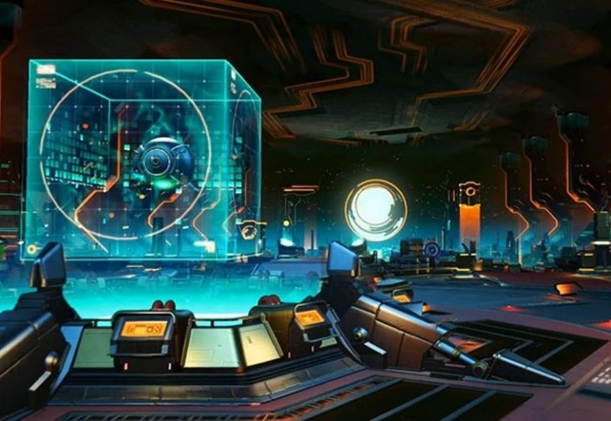 No Man's Sky Beyond release date, launch time, update patch notes and VR news
