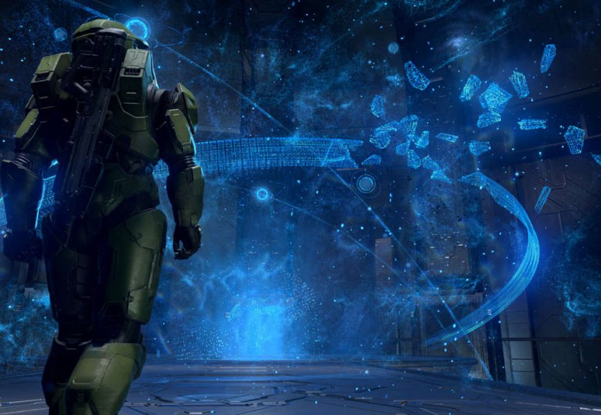 "Halo Infinite Is ""Visually Impressive And More Expansive"""