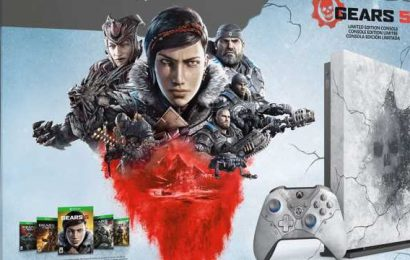 Gears 5 Xbox One X Limited Edition Announced Alongside Lots Of Other Hardware