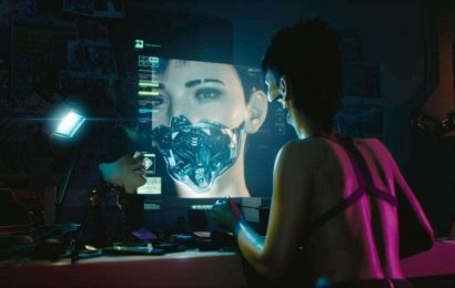 Cyberpunk 2077 Drops Binary Gender Options In Character Creator