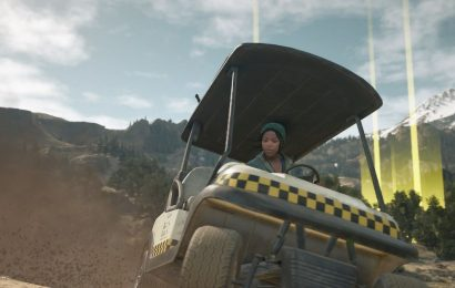 Days Gone's new mode is basically Crazy Taxi