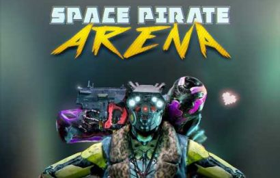 Space Pirate Trainer to get a Multiplayer eSport Style Sequel Space Pirate Arena