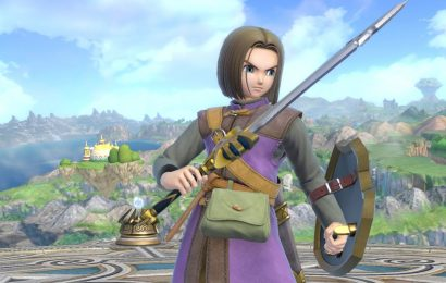 Smash Ultimate's newest fighter too 'random' for some pro players