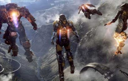 New Anthem patch finally adds endgame Cataclysm activity