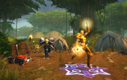 World of Warcraft Classic Launch Plagued By Login Queues