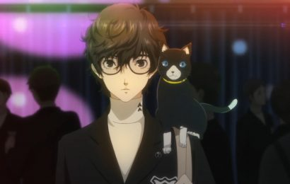 Persona 5 Royal's Morgana Will Tell You To Go To Sleep Less Often