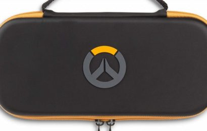 Overwatch-Themed Switch Case Appears Online, Hinting At A Switch Port