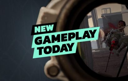 New Gameplay Today – Rainbow Six Siege: Ember Rise