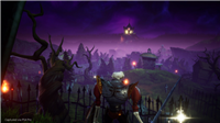 The MediEvil Remake Is A Ghoulish Gas So Far