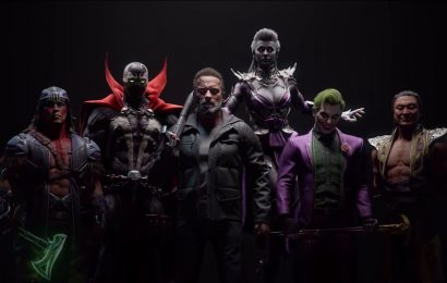 Mortal Kombat 11 Kombat Pack trailer reveals Joker, Terminator, and Spawn