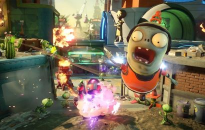 EA Files Plants Vs. Zombies: Battle For Neighborville Trademark