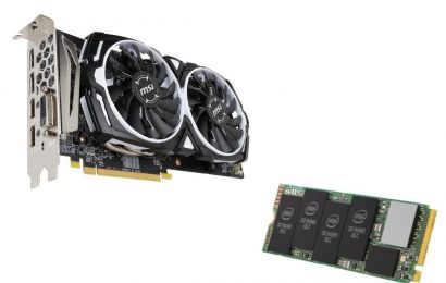 This killer combo deal basically gives you a free 512GB Intel SSD when you buy a Radeon RX 580