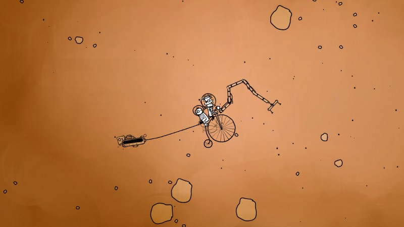 Co-Op Puzzle Game 39 Days To Mars Lands On PS4 This Winter