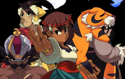Watch Studio Trigger's animated intro for Indivisible – it's stupidly impressive