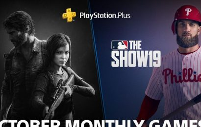 PS Plus October 2019 PS4 free games are Last of Us Remastered & MLB The Show 19