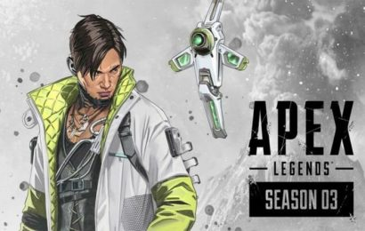 Apex Legends Season 3 Meltdown release date, launch time, new World's Edge map, Crypto