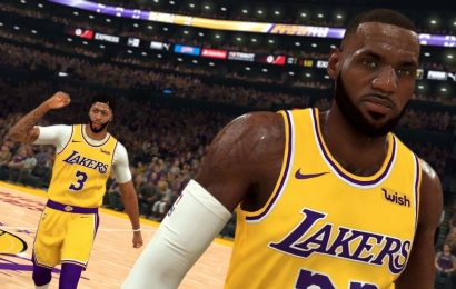 NBA 2K20 is the perfect entry point for complete basketball beginners
