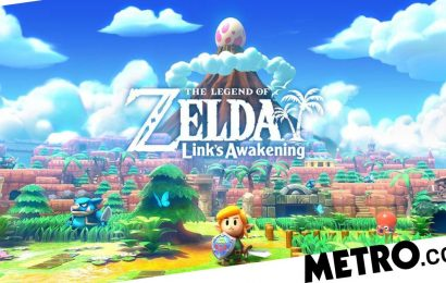 Game review: The Legend Of Zelda: Link's Awakening is a portable classic