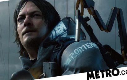 Norman Reedus doesn't like you staring at his crotch in Death Stranding