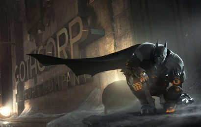 Batman: Arkham Origins Dev Posts Cryptic Teaser, See All The Clues Here