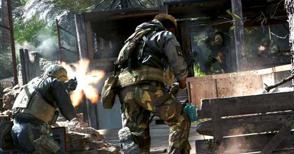Call of Duty: Modern Warfare has the chops to be a tactical shooter after all