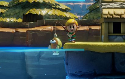 New Legend Of Zelda: Link's Awakening Amiibo Functionality Revealed