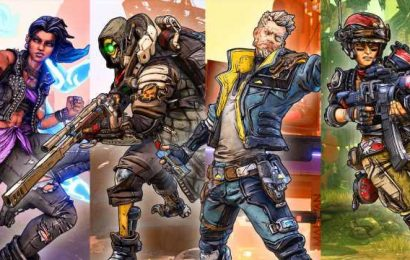 Borderlands 3 Director Says More Characters Aren't Coming
