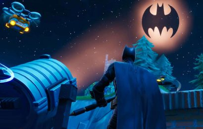 Fortnite Bat Signal Locations – Where To Light Different Signals Outside Of Gotham City