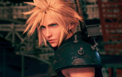 Final Fantasy 7 Remake Box Art, New Screens Revealed