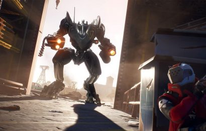 Fortnite's mechs are self-destructing and fans couldn't be happier