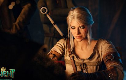 Gwent: The Witcher Card Game, finally arrives for iOS in October
