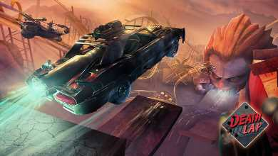 Vehicular Combat Experience Death Lap Will Tear it up on Oculus Quest & Rift