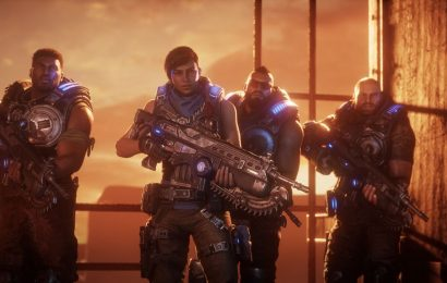Gears 5 is the best PC port we've seen this year, and maybe this generation