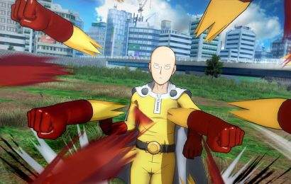 How the One-Punch Man fighting game balances its overpowered hero