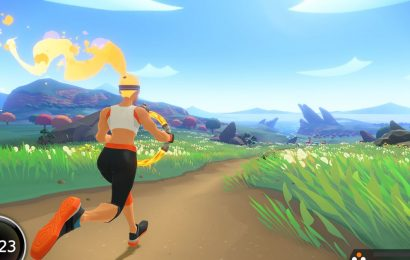 Ring Fit Adventure is a surprisingly fun fitness app disguised as a massive RPG