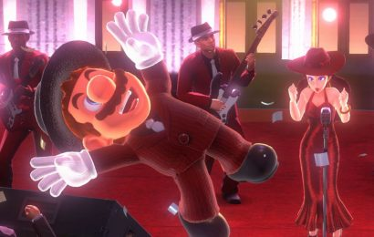 Mario Kart Tour adds Pauline to the racing roster