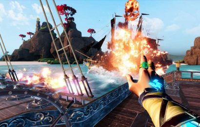 Battlewake Review – Explosive Nautical Combat in Need of Deeper Waters – Road to VR