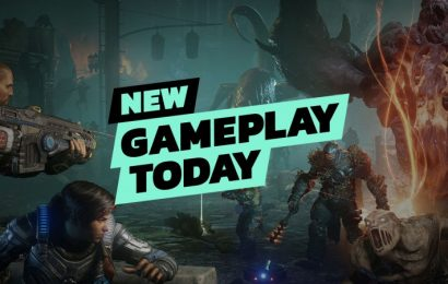 New Gameplay Today – Gears 5's Campaign