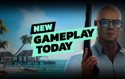 New Gameplay Today – Hitman 2's Maldives Mission