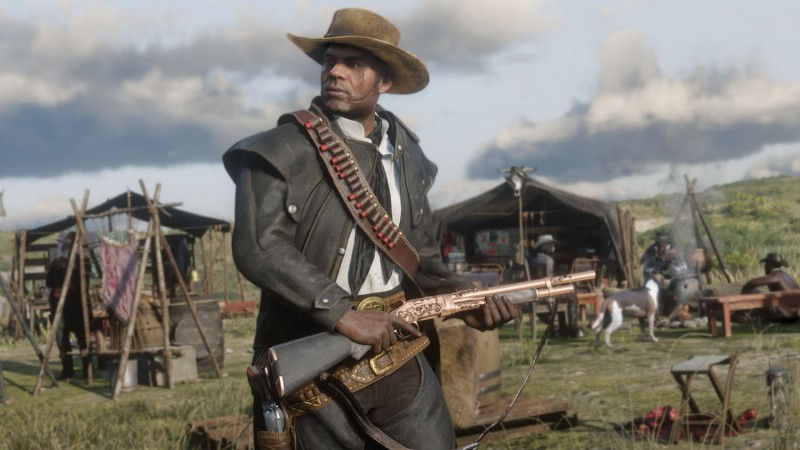 Leo Plays Red Dead Online – High Level Roles