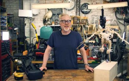 Adam Savage's 'Tested VR' Takes You on a Virtual Tour of Maker Workshops – Road to VR