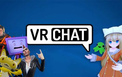 Social VR Platform VRChat Closes $10 Million Series C Investment