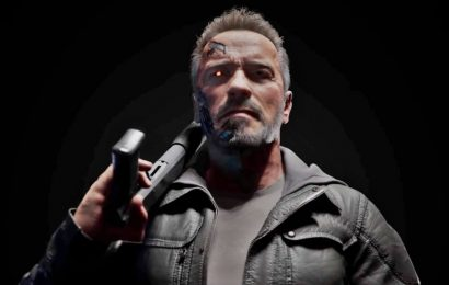 What time is The Terminator coming to Mortal Kombat 11 today?