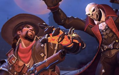 Which characters are getting skins for Halloween Terror 2019?