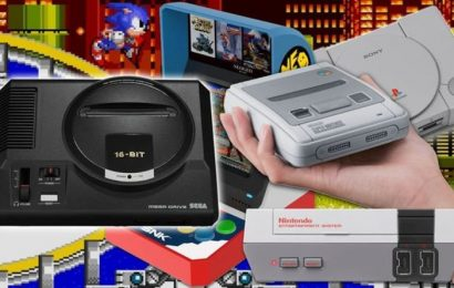 Mega Drive Mini, SNES Classic Mini, PlayStation Classic – what's the best retro console?
