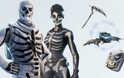 Fortnite skins LEAK: Skull Trooper, ranger and Ghoul Trooper return after 11.01 patch